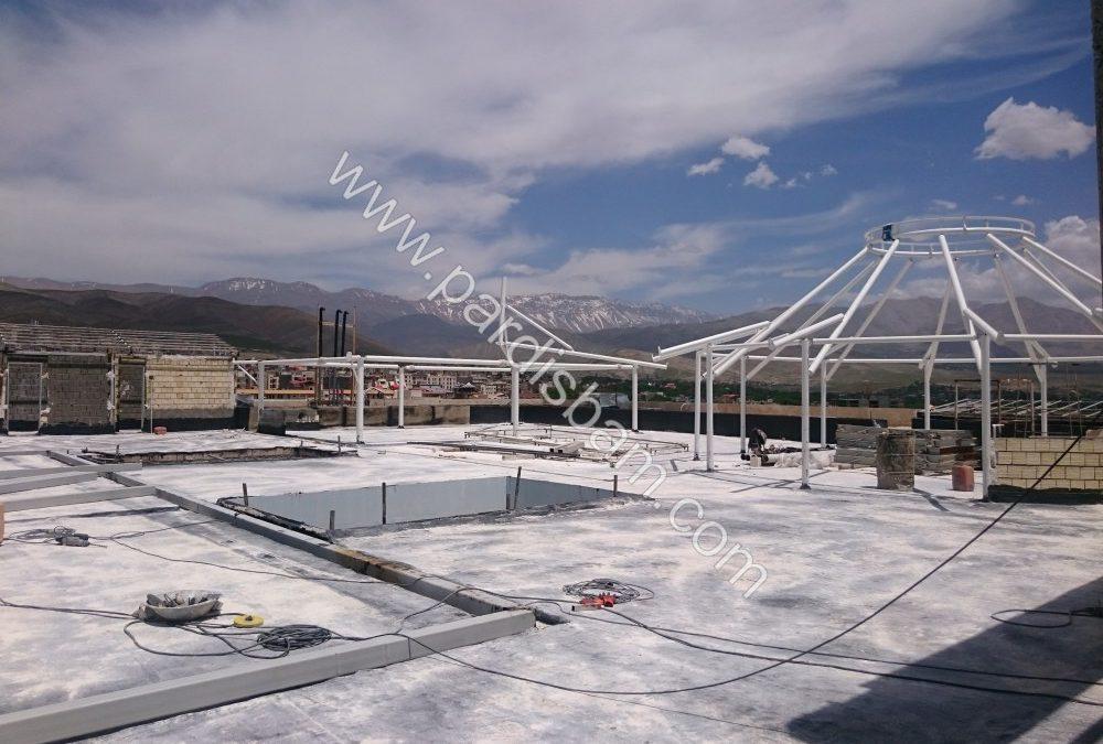 پروژه بام سبز آسمان دماوند
